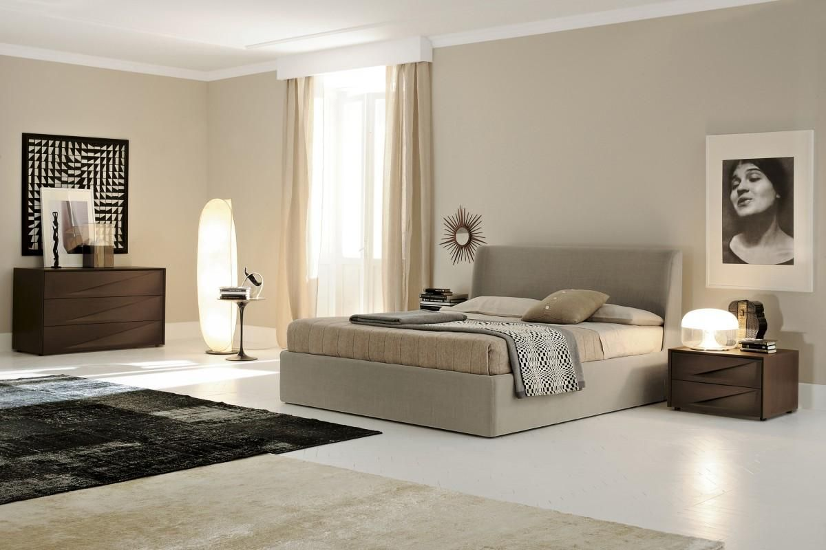Made in italy wood design master bedroom with optional - Contemporary modern bedroom sets ...