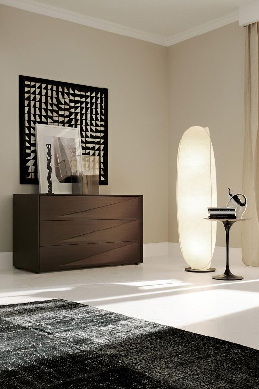 Modern Italian Bedroom Furniture Sets: Made In Italy Wood Design Master Bedroom With Optional
