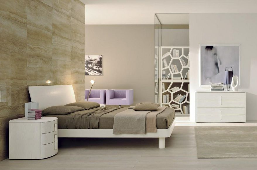 Made In Italy Wood Modern Master Bedroom Alexandria Virginia SMAKARISMADROPH