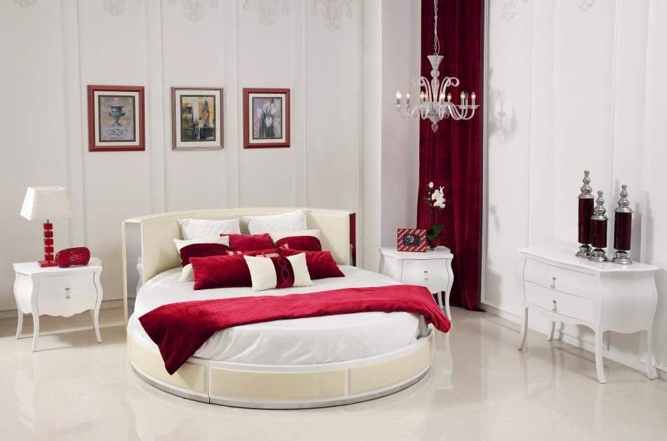 Italian Leather Designer Bedroom Furniture Sets Norfolk