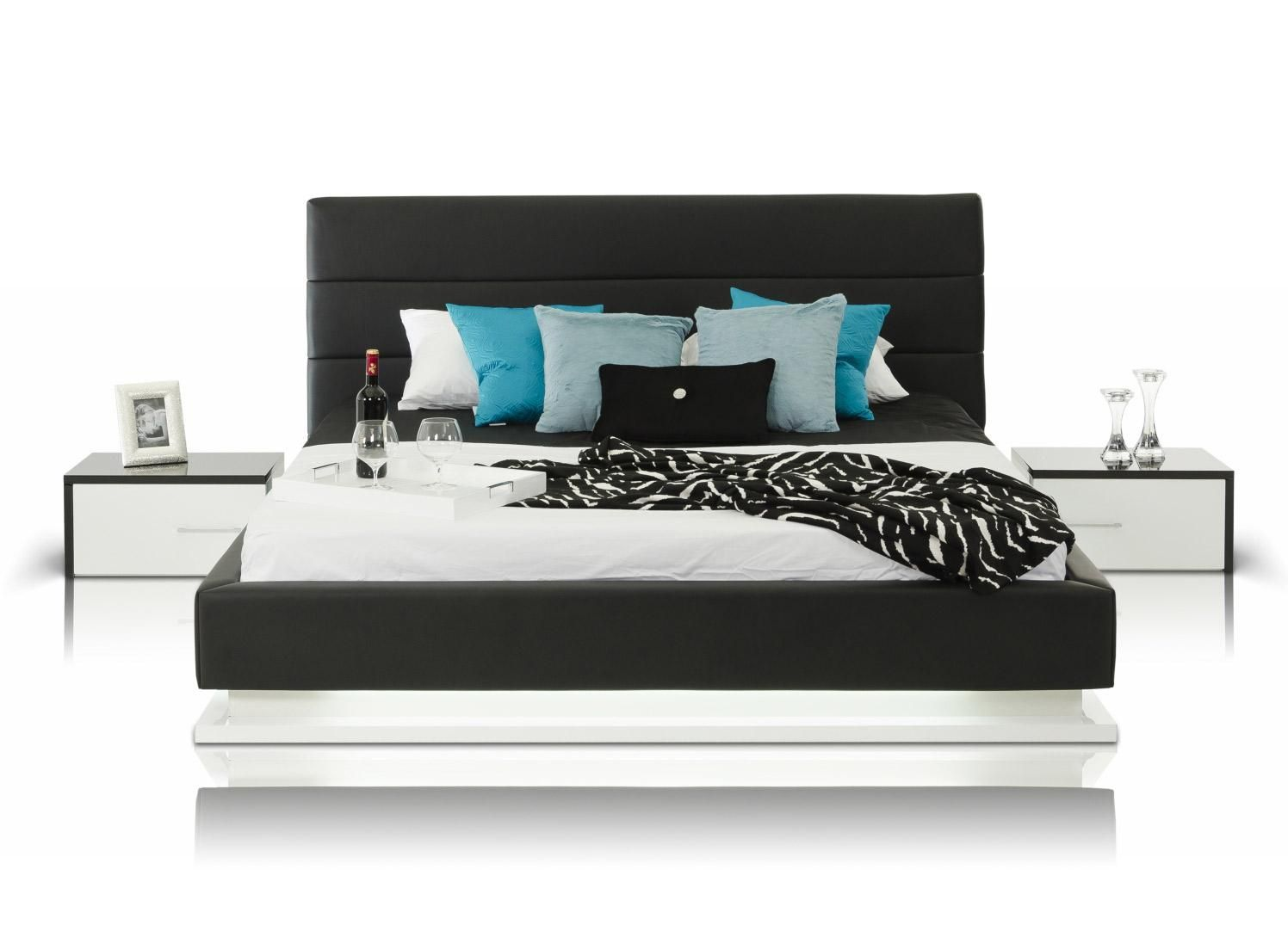 Modern Leather Bedroom Sets Exotic Leather Modern Contemporary Bedroom Sets Feat Light Jersey