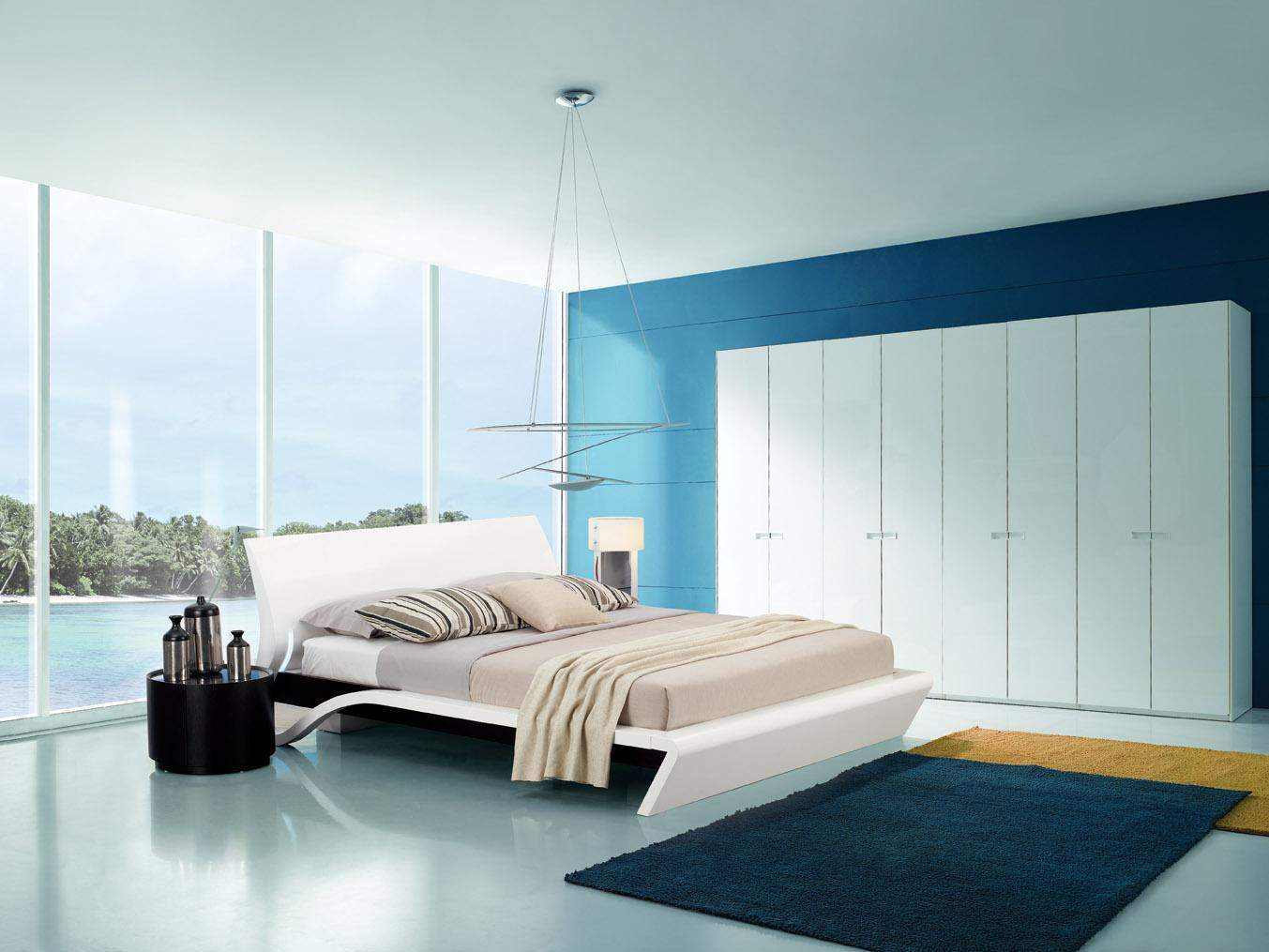 Bedroom Sets High End overnice wood high end bedroom furniture sets feat lacquered bed
