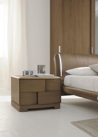 Modern Italian Bedroom Furniture Sets: Made In Italy Wood Luxury Bedroom Furniture Sets With