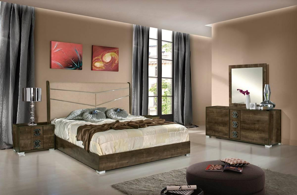 Made in italy quality contemporary bedroom design san
