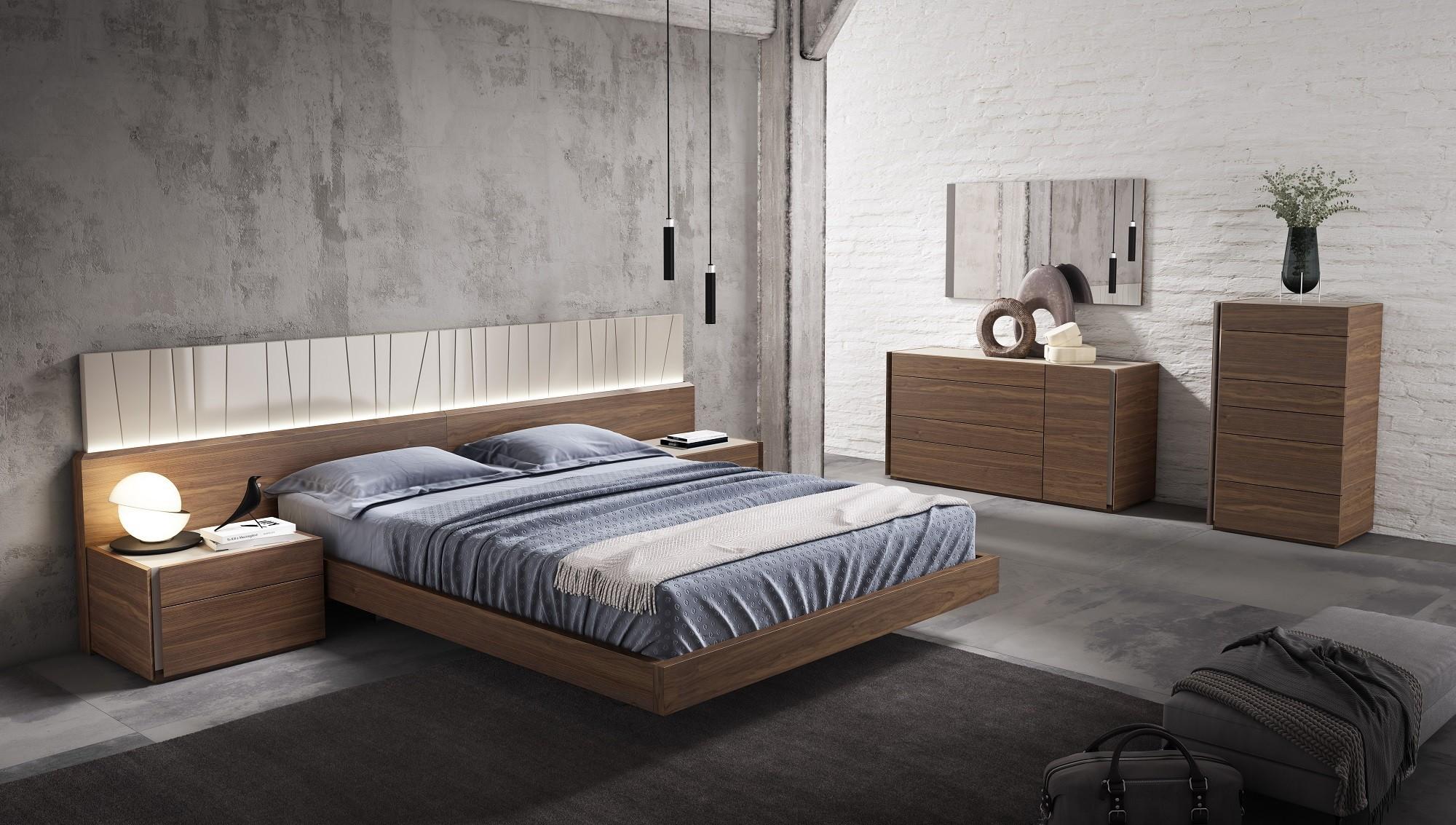 Unique Wood Luxury Elite Bedroom Furniture