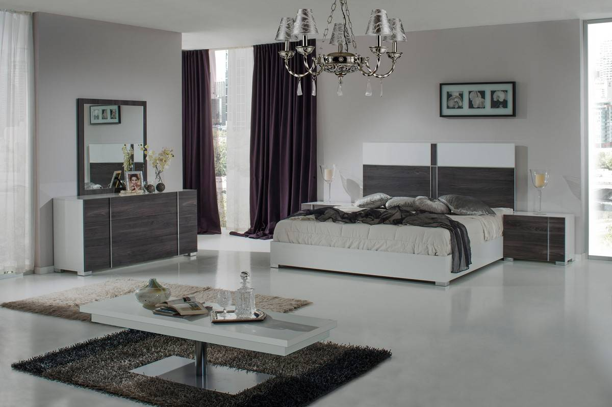Made in Italy Quality Modern Contemporary Bedroom Stamford ...