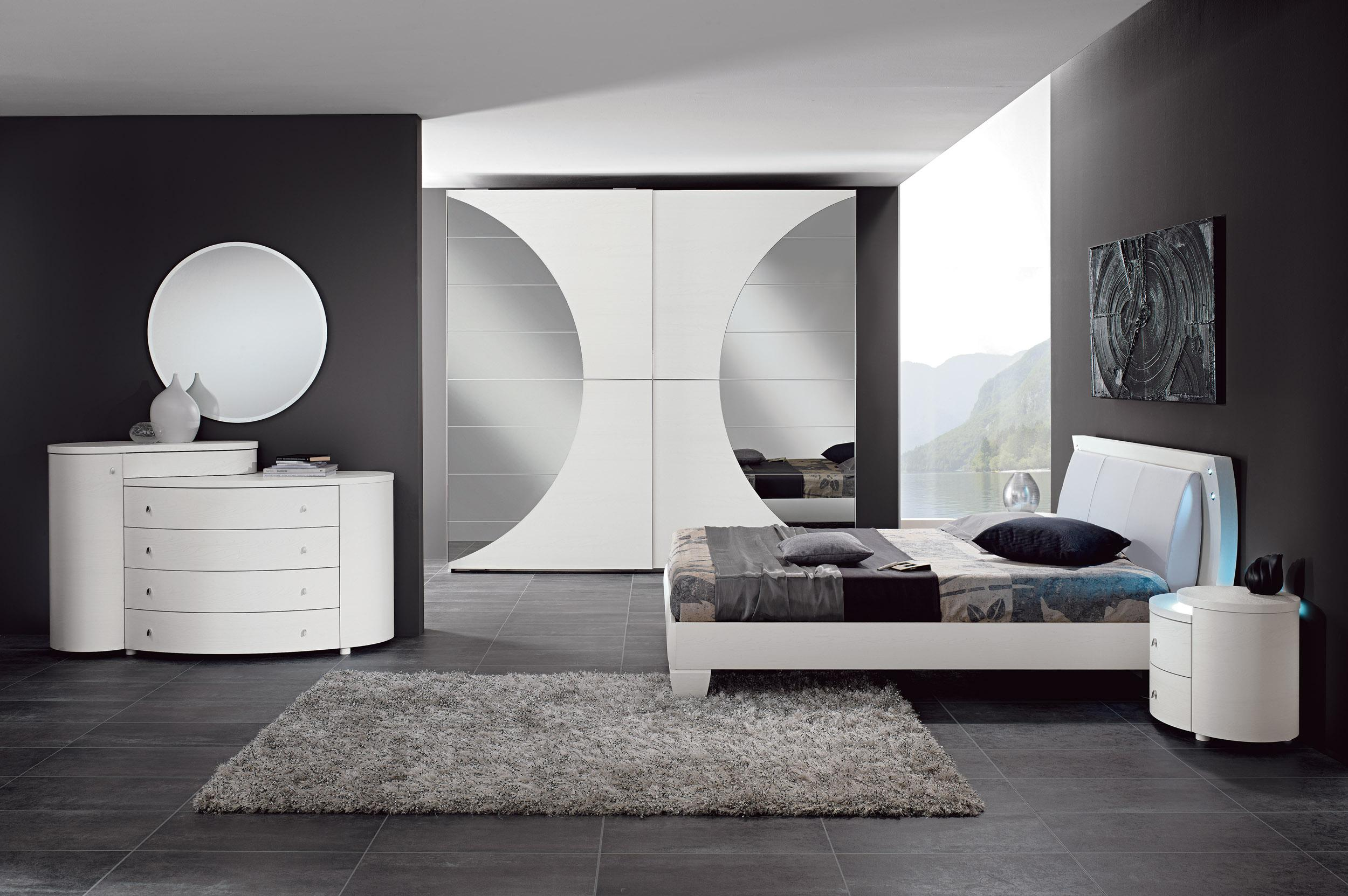 Made In Italy Leather Design Bedroom Furniture San Jose California Gruppo Spar Italy Diva Tango