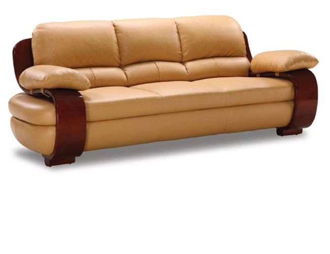 Leather sofa prime classic design modern italian and luxury furniture