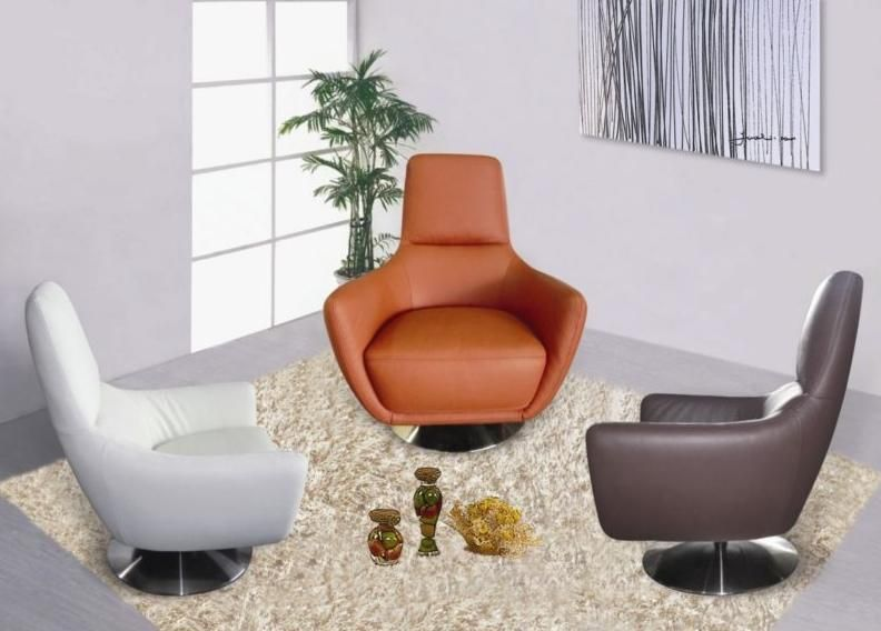 Amazing Navis Contemporary Premium Leather Club Chair In Brown Bralicious Painted Fabric Chair Ideas Braliciousco