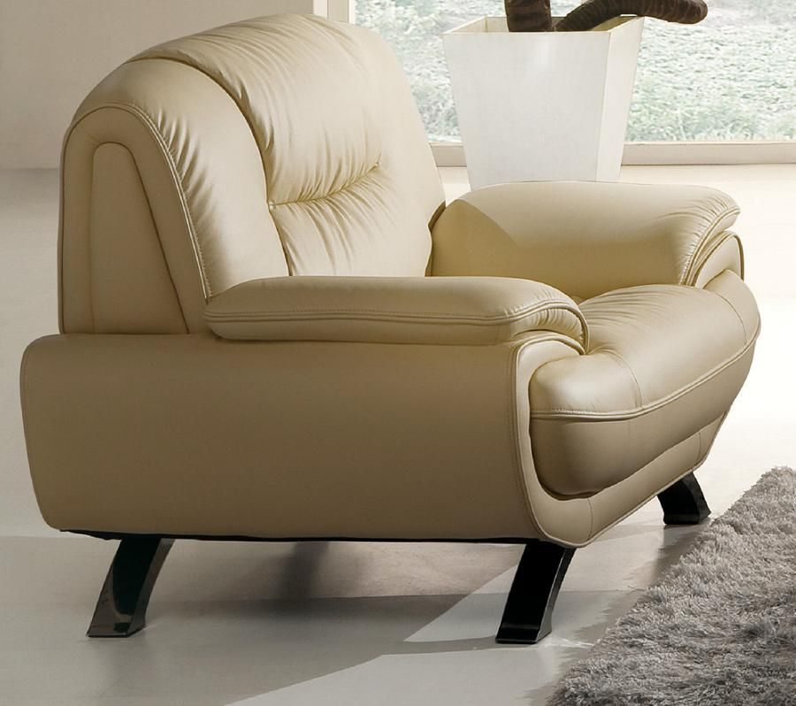 stylish living room chair with decorative stitching shop