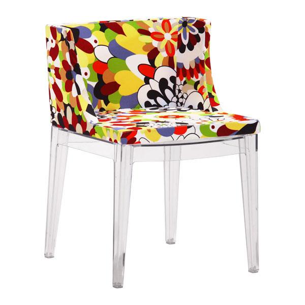 Contemporary Multi Color Chair Prime Classic Design