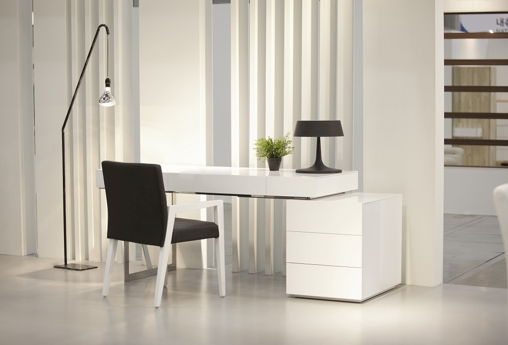 contemporary office desk. simple contemporary contemporary office desks stylish accessories in desk