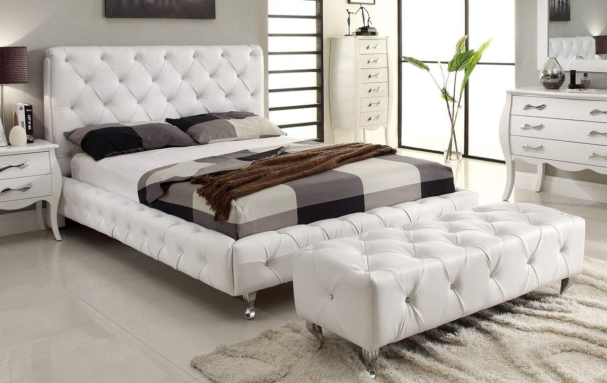 stylish leather elite platform bed fort collins colorado