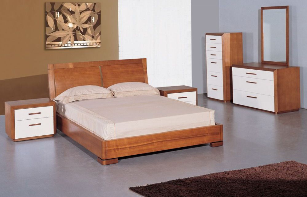 Modern Wooden Beds With Storage : ... d83 x h38 queen size bed w87 x d65 x h38 full size bed w82 x d59 x h38