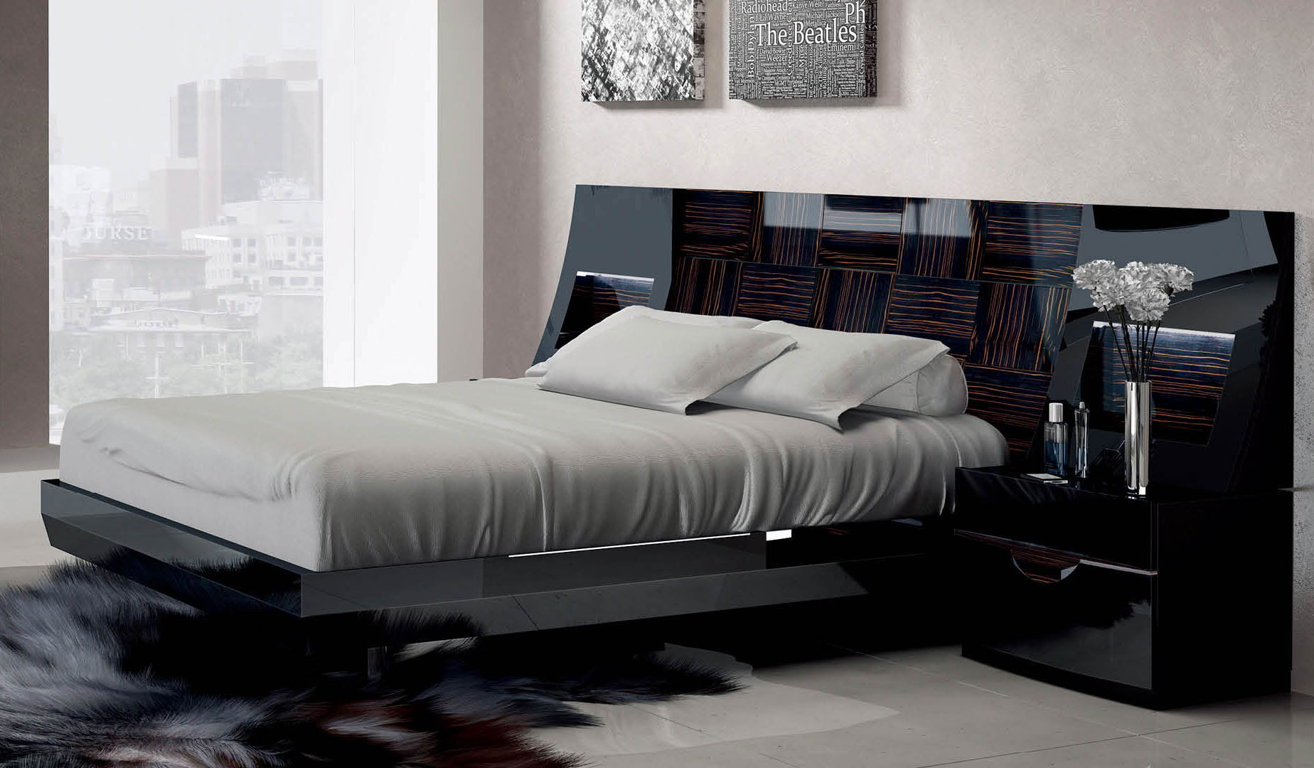 contemporary platform beds high class wood elite platform bed indianapolis indiana 11230