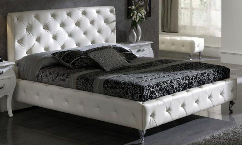 Exclusive leather luxury platform bed aurora colorado esfnelly - Luxury platform beds ...