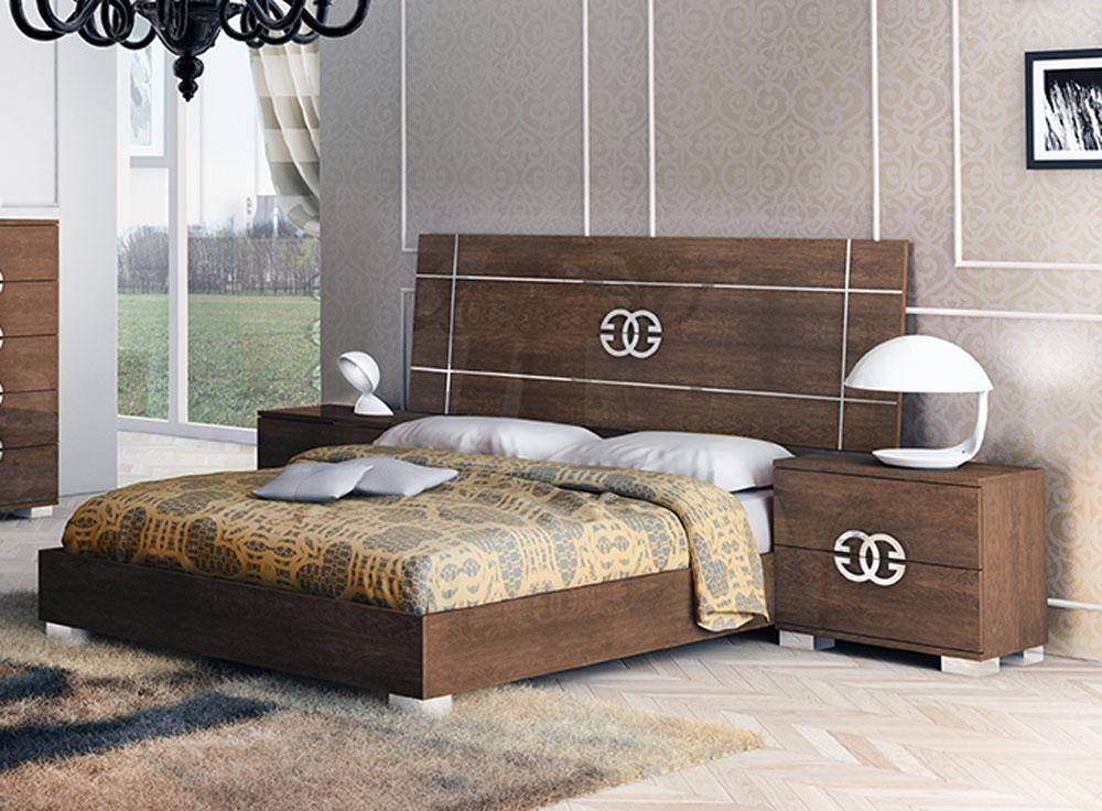 Lacquered unique quality high end platform bed cape coral for Unique platform beds