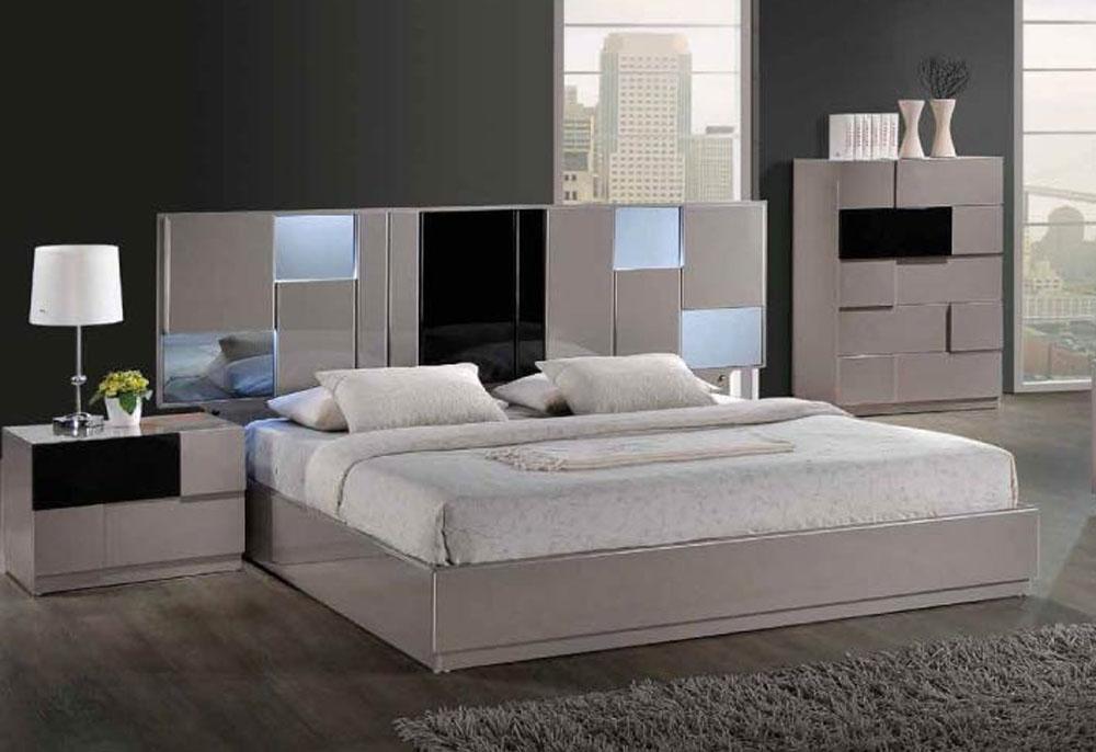 Elegant Quality High End Platform Bed