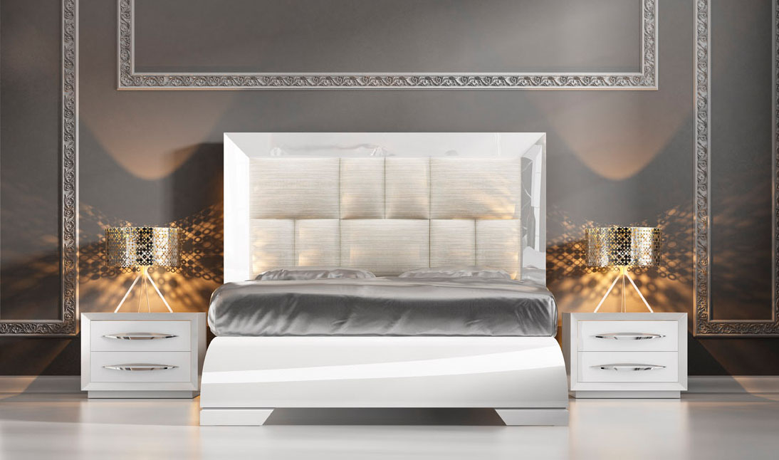 Made In Spain Quality Modern Platform Bed Charlotte North Carolina Esfcar