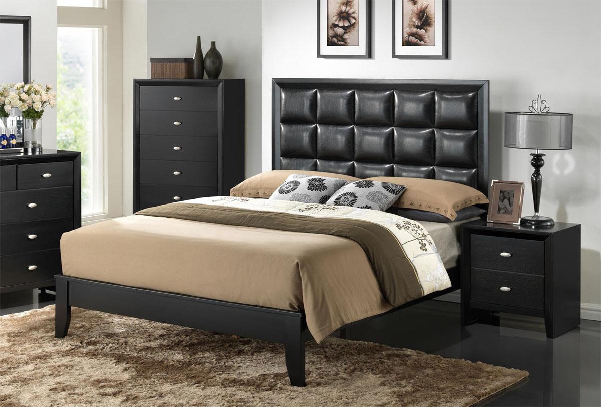 Sophisticated Quality Elite Platform Bed Long Beach