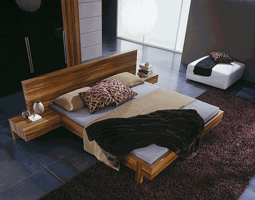 Made in italy quality modern platform bed atlanta georgia - Best platform beds with storage ...