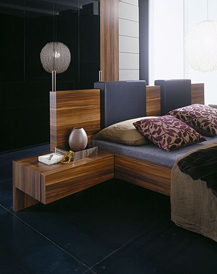 Made in Italy Quality Modern Platform Bed - Click Image to Close