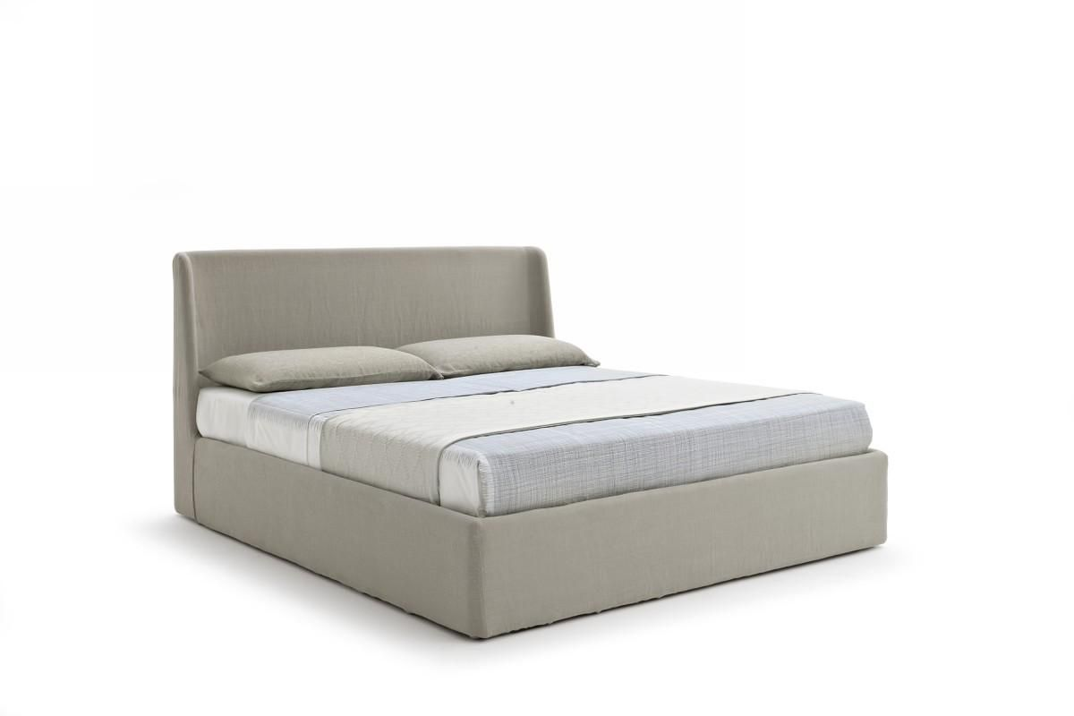Made in italy wood high end platform bed lakewood colorado for Contemporary beds