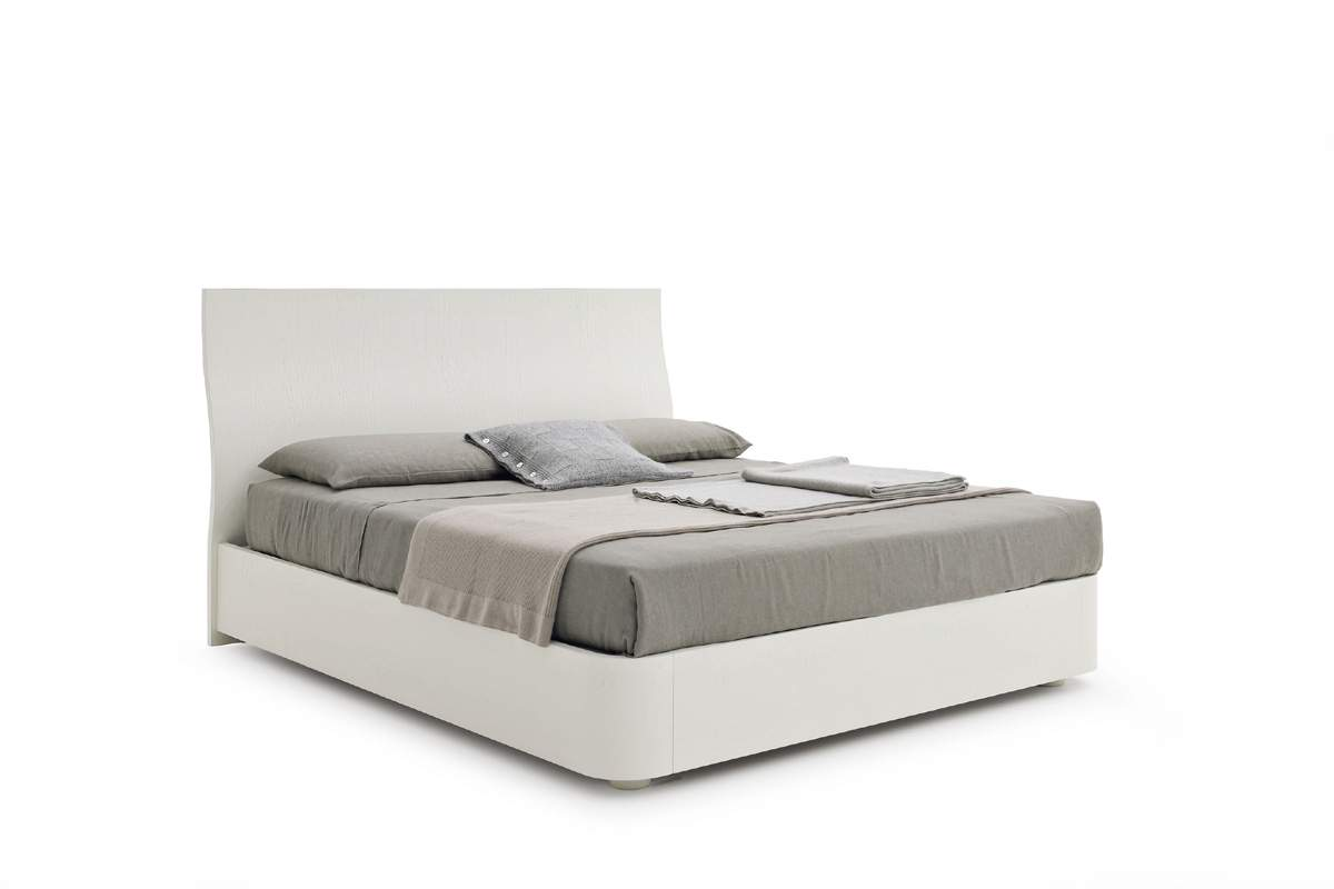 modern platform bed lacquered made in italy leather luxury platform bed with 12614