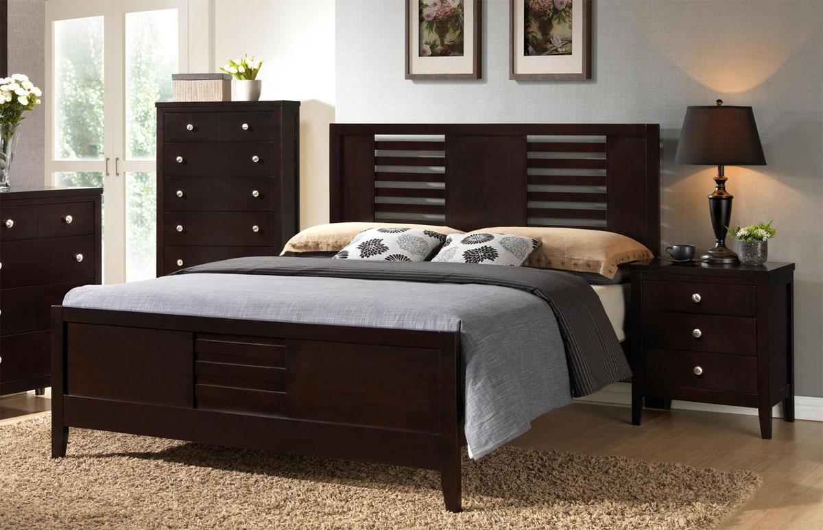 exotic quality modern platform bed las vegas nevada gflil. Black Bedroom Furniture Sets. Home Design Ideas