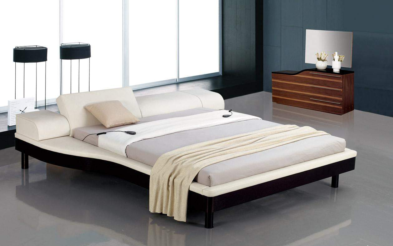 ... Quality Leather Luxury Platform Bed Indianapolis Indiana VPORTO