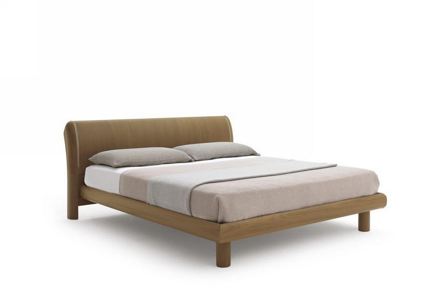Modern Wooden Beds With Storage : Made in Italy Wood High End Platform Bed with Extra Storage Paterson ...