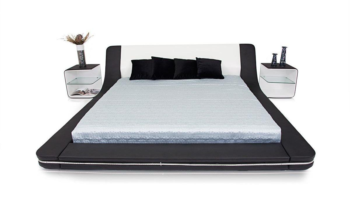 Unique Leather High End Platform Bed Columbus Ohio Vmarq