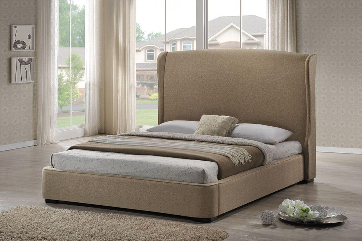 Extravagant Wood Modern Platform Bed San Francisco