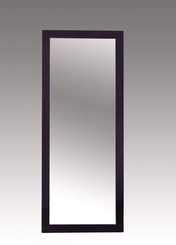 wall mirror apollo with contemporary simple designed
