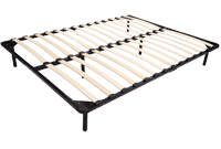 bed slat support system furniture
