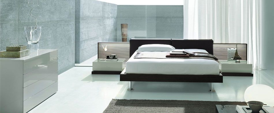 Beau High Gloss Elite Bedroom Furniture